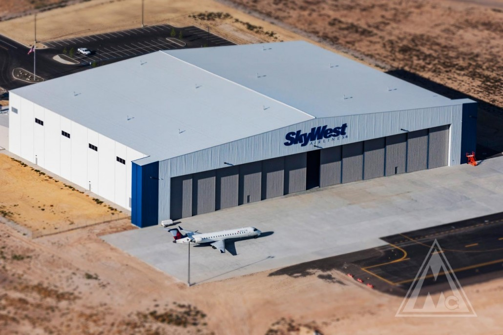 Featured Project Skywest Airlines Aircraft Maintenance